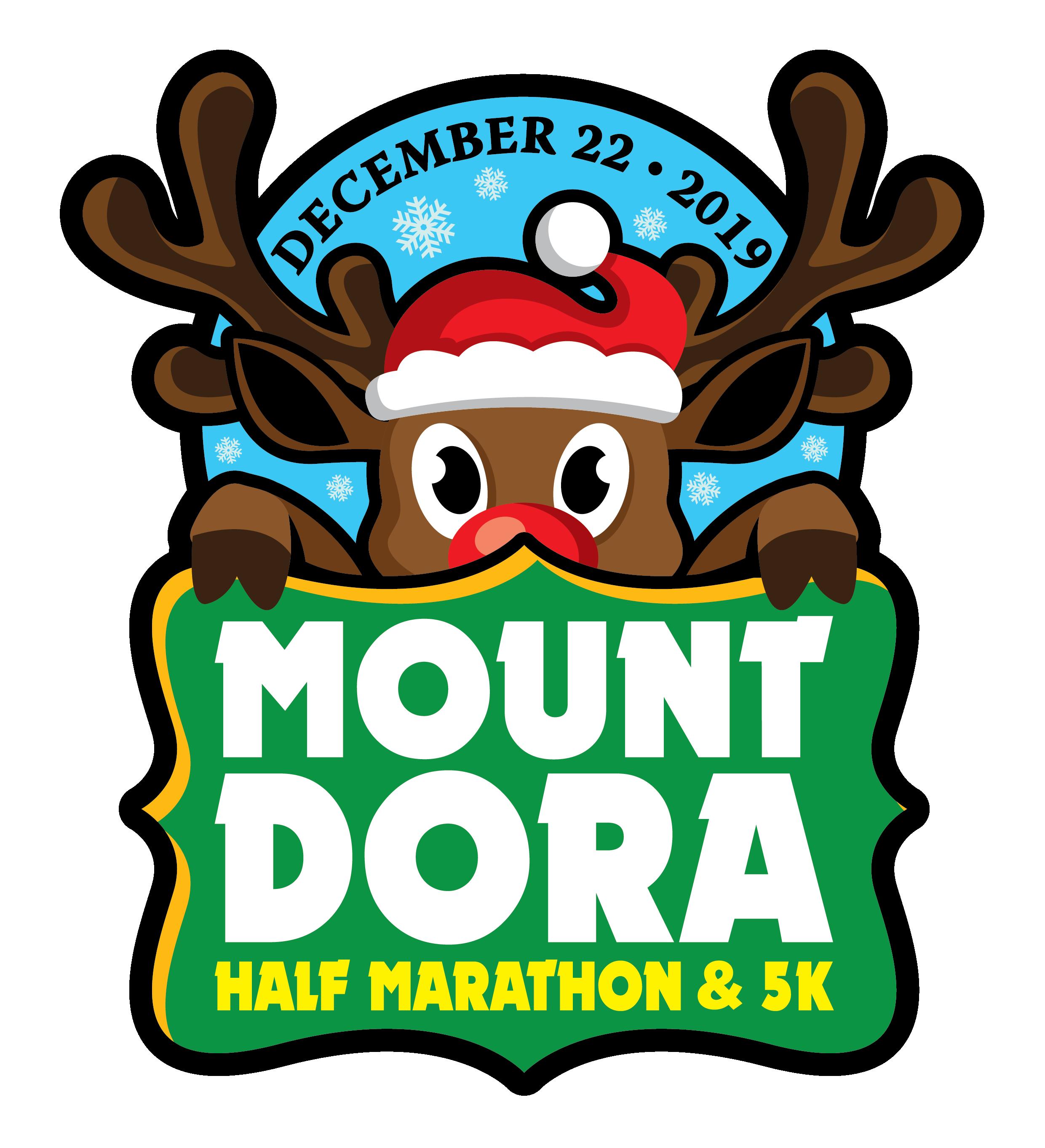 Mt Dora Christmas 2020 Mount Dora Half Marathon & 5K   December 22nd 2019