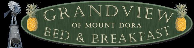 Grandview of Mount Dora Bed & Breakfast logo